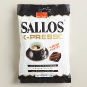 Sallos X-Presso Licorice, Set of 4