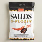 Sallos X-Plosiv Licorice, Set of 4