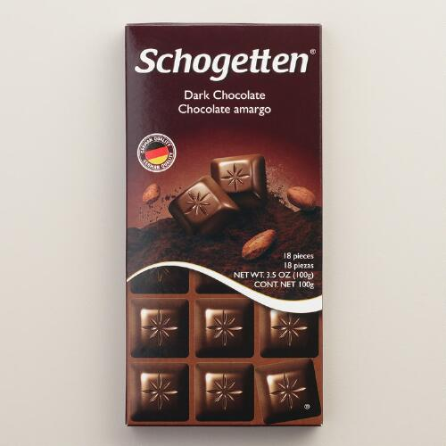 Schogetten Dark Chocolate Bar