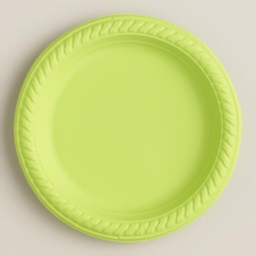 "7"" Biodegradable Disposable Plates, 6-Pack"