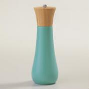 Aqua Bamboo Salt and Pepper Mill