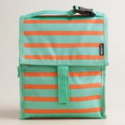Stripes PackIt Freezable Lunch Bag