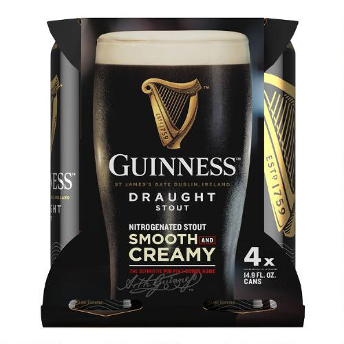 Guinness Pub Draught, 4-Pack