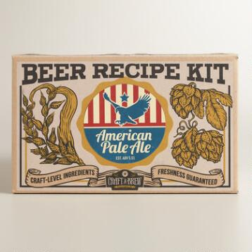 American Pale Ale Brew Your Own Craft Beer Refill Kit