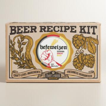 Hefeweizen Brew Your Own Craft Beer Refill Kit
