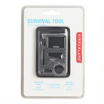 Credit Card Survival Tool