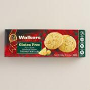 Walkers Gluten-Free Ginger and Lemon Shortbread, Set of 6