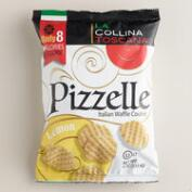 La Collina Lemon Pizzelle Bag, 12-Pack