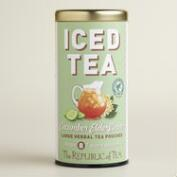 The Republic of Tea Cucumber and Elderflower Iced Tea Bags