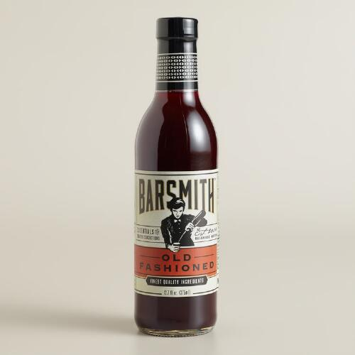Barsmith Old-Fashioned Syrup