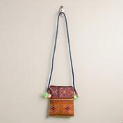 Small Fabric Crossbody Purse