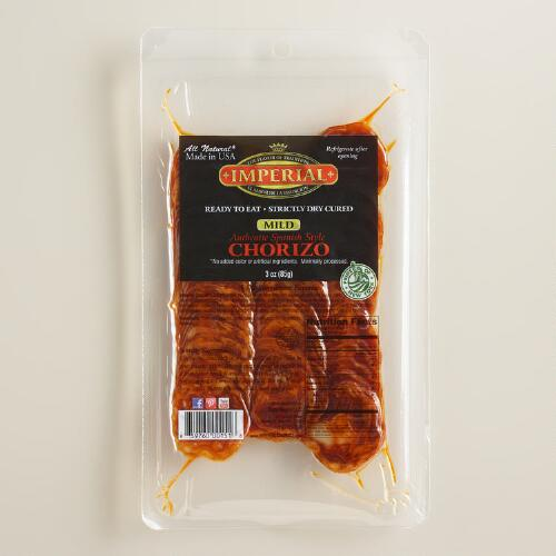 Imperial Sliced Sweet Chorizo Sausage