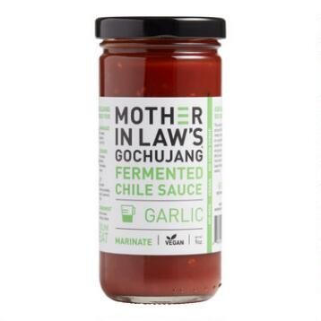 Mother-in-Law's Garlic Gochujang