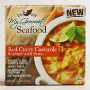 My Gourmet Red Curry Pasta Casserole