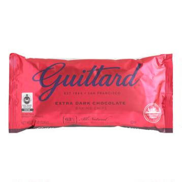 Guittard Extra Dark Chocolate Chips
