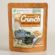 Say Crunch Sweet N' Salty Seaweed Snacks with Almonds