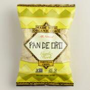 Pan De Oro Garlic Herb Tortilla Chips