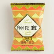 Pan De Oro Nacho Lime Tortilla Chips
