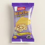 Just the Cheese Wisconsin Cheddar Baked Cheese Snacks