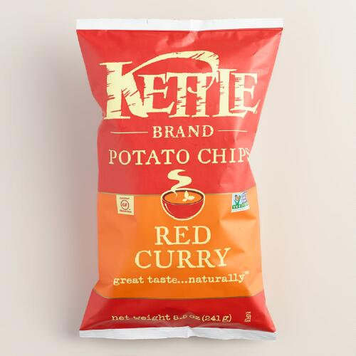Red Curry Kettle Brand Potato Chips