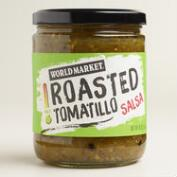 World Market Roasted Tomatillo Salsa