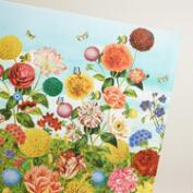 Flowerland Floral Wrapping Paper Roll