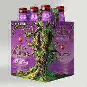 Angry Orchard Hop'n Mad Cider, 6-Pack