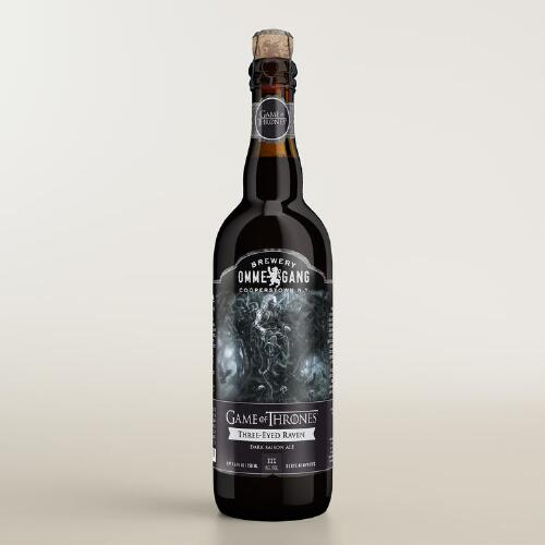 Ommegang Game of Thrones Three-Eyed Raven Dark Saison Ale