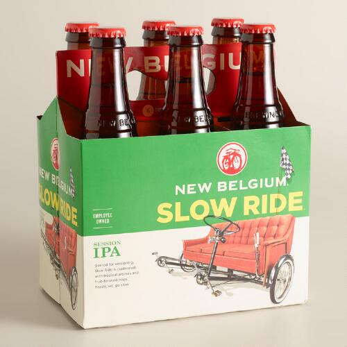 New Belgium Slow Ride IPA, 6-Pack