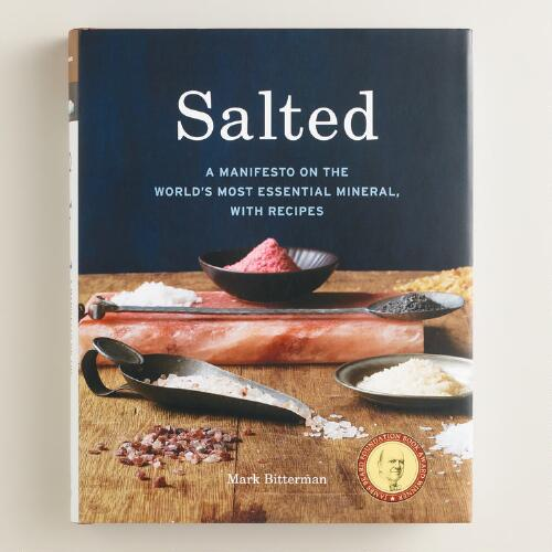 """Salted"" Book"