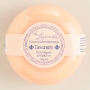 La Lavande Tangerine Bar Soap