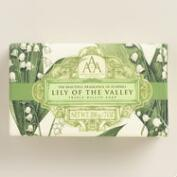 AAA Lily of the Valley Bar Soap, Set of 2