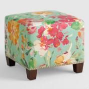 Paint Palette McKenzie Upholstered Ottoman