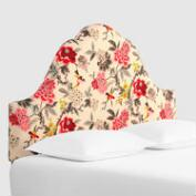 Candid Moment Elsie Upholstered Headboard