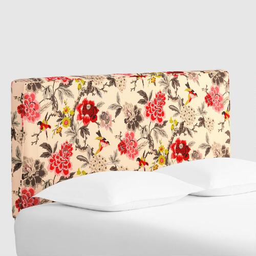 Candid Moment Loran Upholstered Headboard