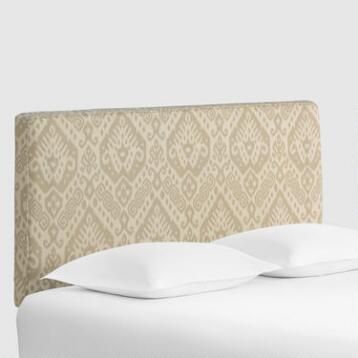 Dove Safi Loran Upholstered Headboard