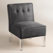 Micro Suede Randen Chair