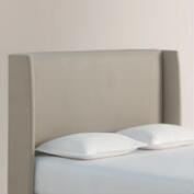 Textured Woven Bryn Upholstered Headboard