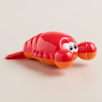 Lobster in the Tub Bath Toy