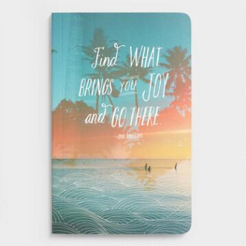 Find What Brings You Joy Journal