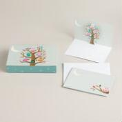 Owl Pop-Up Notecards