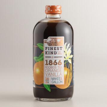 Finest Kind 1866 Orange and Vanilla Rooibos Tea Concentrate