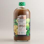 Finest Kind 1933 Ginger Lime Oolong Tea & Honey Concentrate