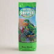 Island Trader Kona Blend Whole Bean Coffee