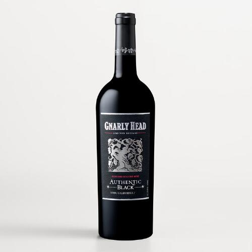 Gnarly Head Authentic Black Red Wine