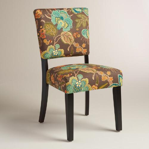 Augustus Floral Mady Dining Chairs, Set of 2