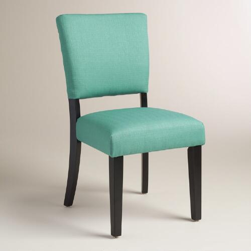 Laguna Blue Mady Dining Chairs, Set of 2