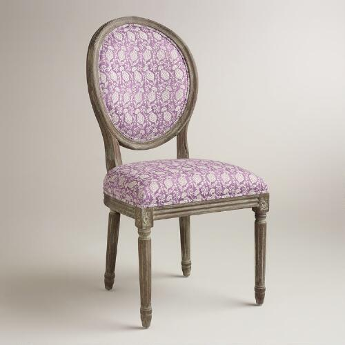 Thistle Paige Round-Back Dining Chairs, Set of 2