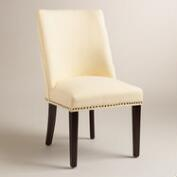 Ecru Evelyn Dining Chair