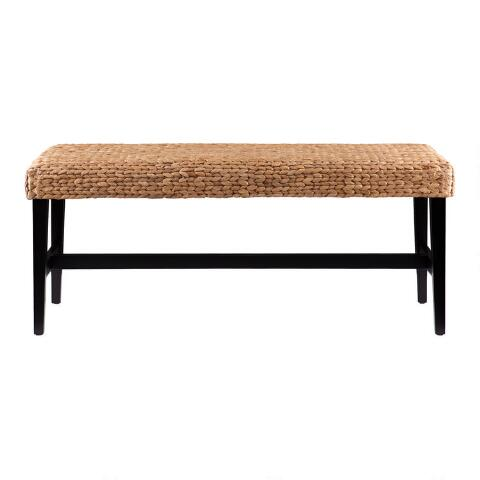 Water Hyacinth Bench World Market